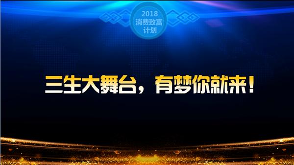 三生云商项目 公司最新奖金制度